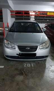 Hyundai Avante for short term rent ($60/day)