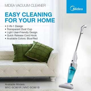 Midea Vacuum Cleaner 2 in 1 Stick &Handheld (Wired)SALES