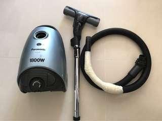 Panasonic Vacuum Cleaner (No Bargaining)