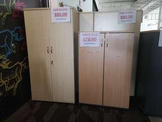 Mint condition cabinets