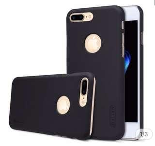 🚚 Nillkin iphone 7plus matte Slim Fitted Cover Case (black)