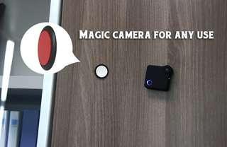 Mini Portable Wireless Wi-Fi Remote Home Security Surveillance Camera - intl