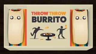 Throw Throw Burrito by Exploding Kittens (firmed pre-order)