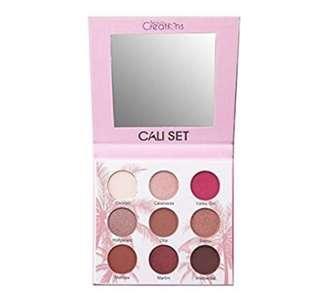 "Beauty Creations fr USA ""Cali Set"" Eyeshadow Palette"
