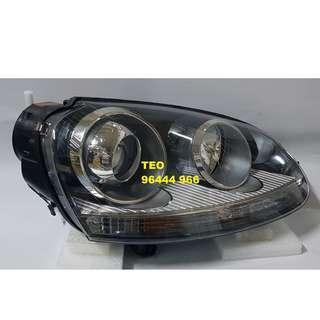 Volkswagen Golf 5 GTI '2003-2009 (MK5) Head Light / Head Lamp HID (New)