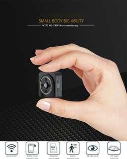 Mini Spy Camera,1080P HD WiFi Hidden Camera Wireless Home Security Surveillance Camera with Motion Detection Night Vision-intl