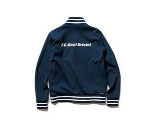 FCRB training jersey blouson Navy 色 size s 碼