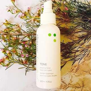 😍CRAZIEST 2 HOUR 2@$5.95 EA SALE!! 🐳INSTANT HYDRATION🌿ESSENTIAL OILS CALMING EFFECT 🌿NATURAL ❤FULL SIZE ❤ ♡Chorus Supernatural Tone Soothing Botanical & Hydrating Toner (Sensitive Skin) | 120ml