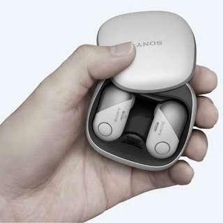Sony WF-SP700N noise cancelling earphone