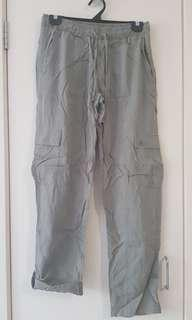 Cloth & stone supersoft cargo pants