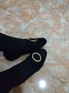 Loafer Gold Ring size 36