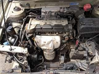 hyundai elantra sparepart for sale.
