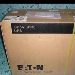 BUSINESS SERIES EATON UPS 3 Kva Can Hold Upto 8 Devices servers : only body of ups : battery spoiled