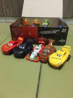 Cars 3 egg