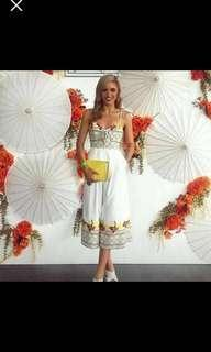 Sheike lemonade jumpsuit size 10 perfect for Melbourne cup!