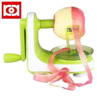 High Quality Generic Manual Plastic Small Apple Peeler KEOUKE