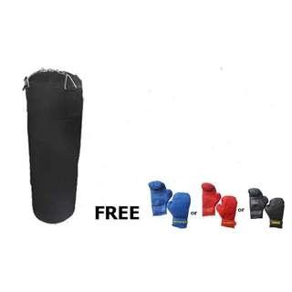 Punching bags with free Gloves