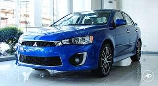 Last Unit Of 2017 Model Mitsubishi Lancer EX For Rental! Grab / Long Term Personal Usage Welcome!