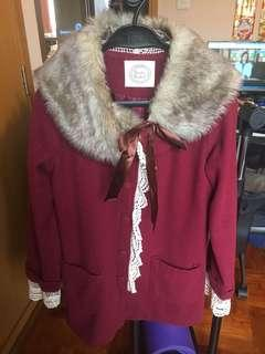 Long coat / Japan / Lolita