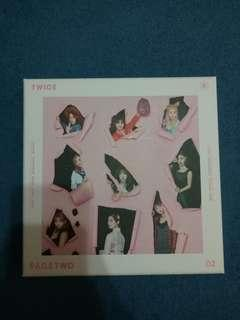 Twice Page Two Album UNSEALED