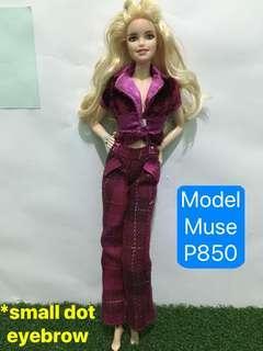 Model Muse Barbie