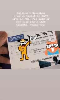 LANY UpperBox Premium