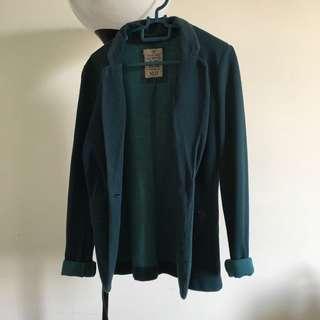 Bershka casual blazer