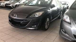Mazda 3 for rental (For both personal use or private hire)