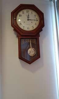 Mechanical Pendulum Clock