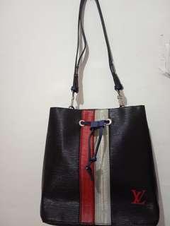 LV bag semiplatinum