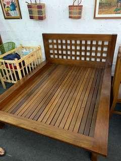 Bed Frame - Full 54x75