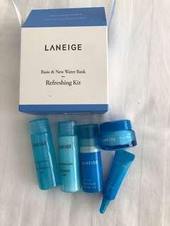 Laneige refreshing kit