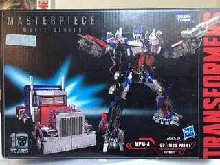 Optimus Prime Masterpiece MPM-04 Movie Series