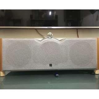 KEF Reference 202c Center Channel speaker, Made in England (8Ohms, 200Watts, 16kg) price is negotiable if do a fast deal
