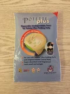 Potette Plus Potty Liner