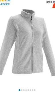 Full Zip Fleece fit up to XL (ladies)