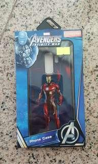全新正版正貨 Marvel Adventures Samsung s9 plus機殼