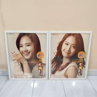 SNSD Framed Posters (See Pics)