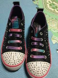 Skechers twinkle toes limited edition