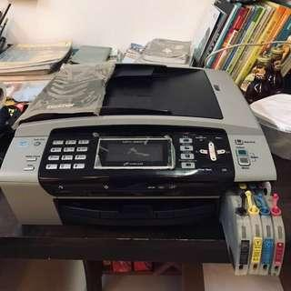 Brother Printer MFC-490CW