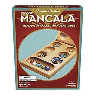 🚚 Folding Mancala Game