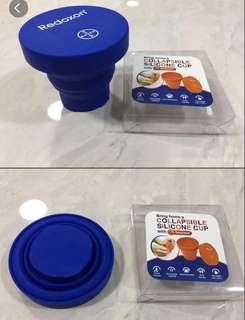 🚚 Collapsible Silicon Cup