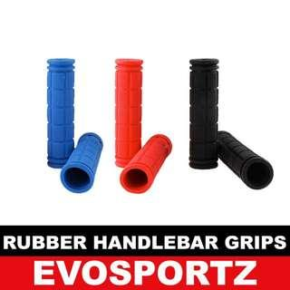 🚚 Anti Slip Rubber Grips for Bicycle