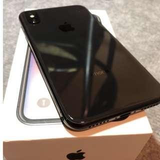 現貨-iphoneX 64G銀/灰_整新機