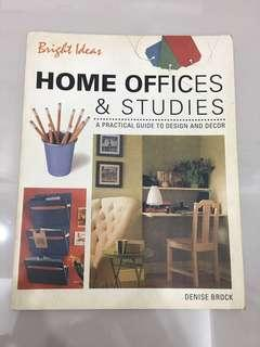 Home office and studies #MMAR18