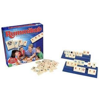 🚚 The Original Rummy Tile Game Rummikub