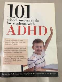 100 ways school success tools for Students with ADHD #MMAR18