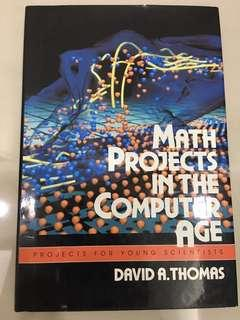 Math projects in computer age #MMAR18