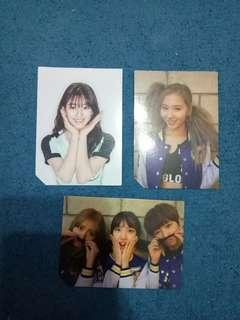 Twice Page Two Official Photocards
