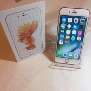 現貨-iPhone6s plus 64g 金/灰/銀/粉/整新機